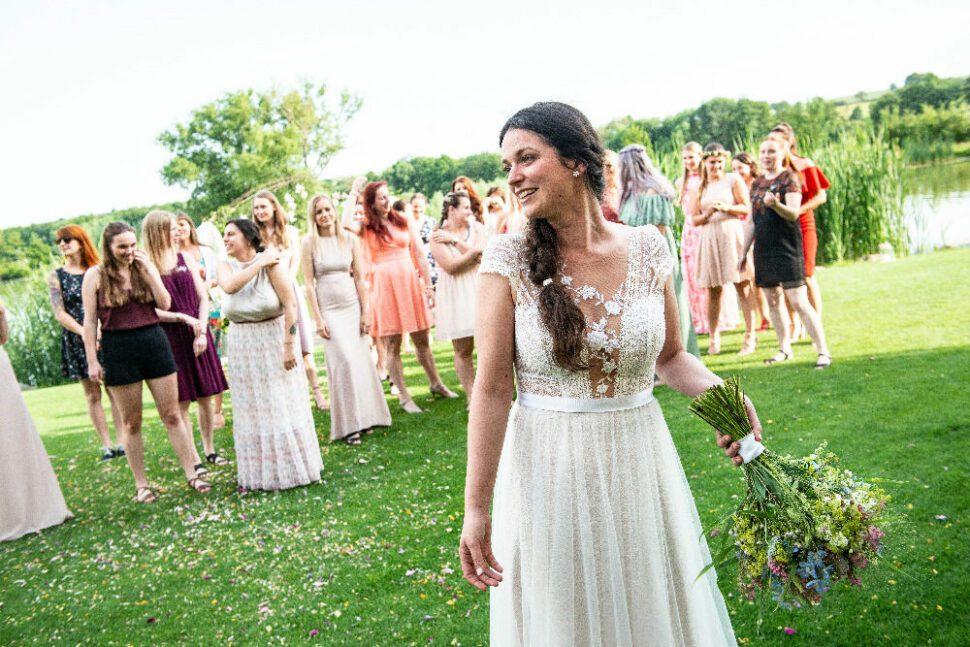 nevěsta Adélka