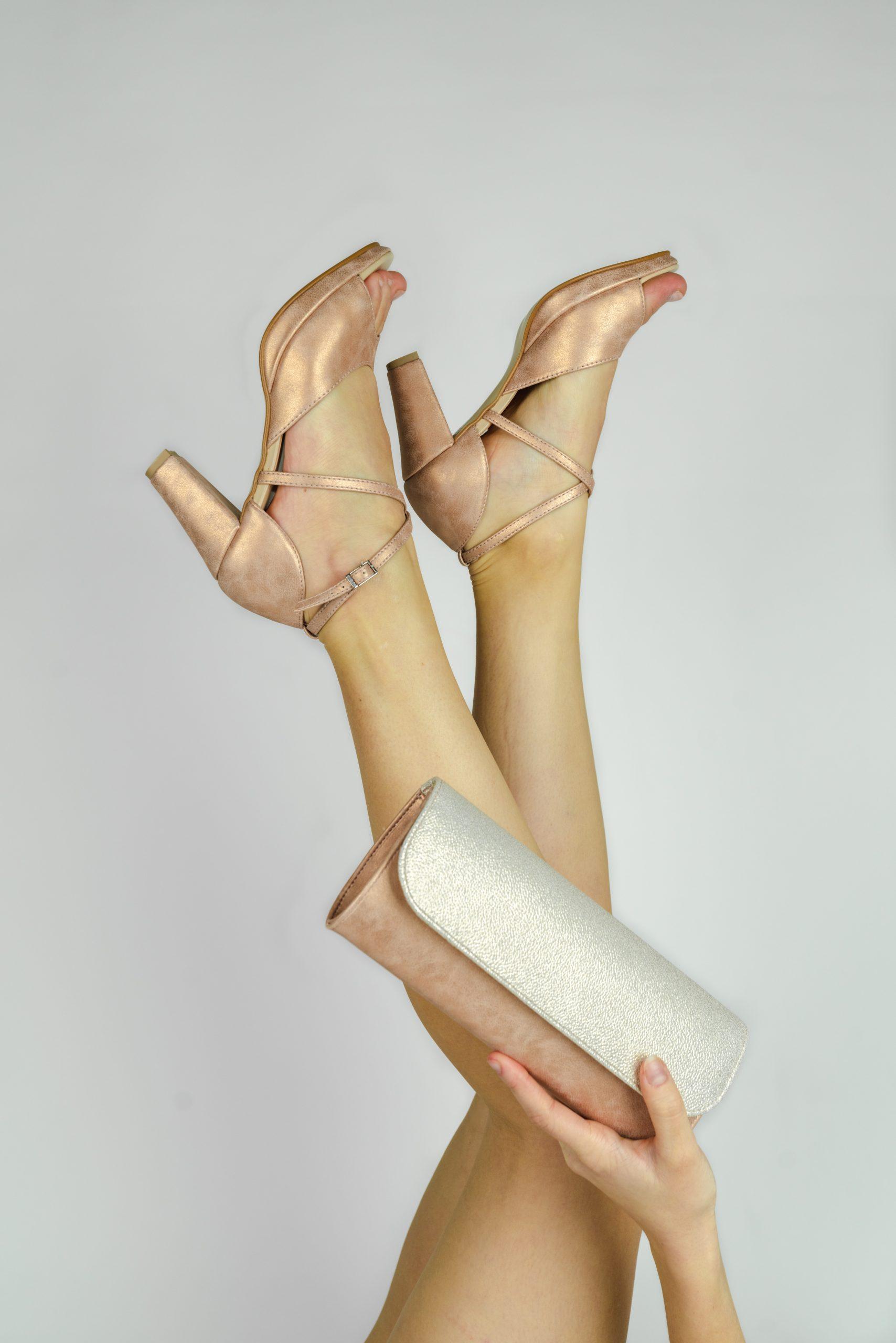 Pohodlné boty pro nevěstu